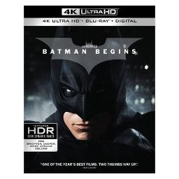 Batman begins (blu-ray/4k-uhd/digital hd) BR648140