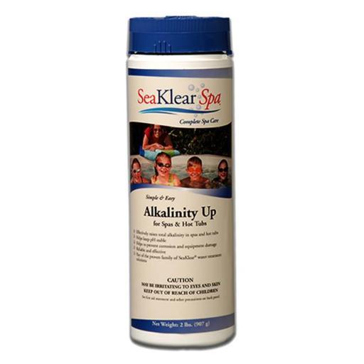Halosource 1140403 SeaKlear Spa Alkalinity Increaser 2 Lbs.