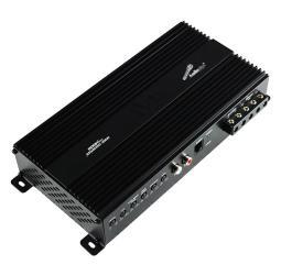 Audiopipe apmcro-1800 audiopipe micro monoblock class d amplifier 800w max