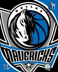 Dallas Mavericks Team Logo Sports Photo PFSAANP21001