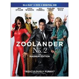 Zoolander 2 (blu ray/dvd combo) BR5917719D