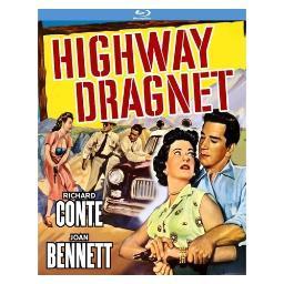 Highway dragnet (blu-ray/1954/b&w/ws 1.78) BRK22670