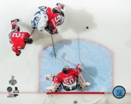 Corey Crawford Game 4 of the 2015 Stanley Cup Finals Photo Print PFSAASA21901