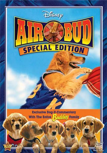 Air bud (special edition/dvd/ws 1.85/re-pkgd) BVU8VAMDMEIWWCZJ