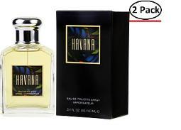 HAVANA by Aramis EDT SPRAY 3.4 OZ (NEW PACKAGING) for MEN ---(Package Of 2)