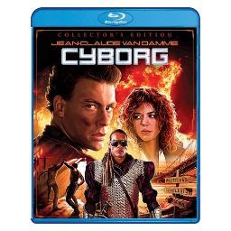 Cyborg (blu ray/collectors edition) (ws) BRSF18322
