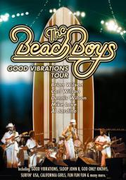 Beach boys-good vibrations tour (dvd) DEV306099D