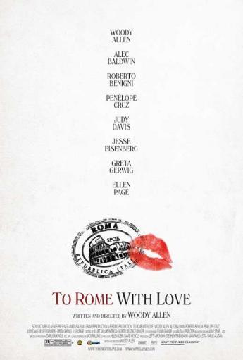 To Rome with Love Movie Poster (11 x 17) GPVMVY5FE1I9SGDA