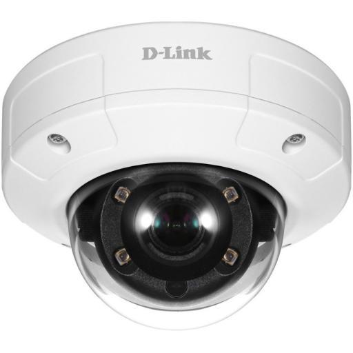 D-link systems dcs-4602ev-vb1 vigilance 2 megapixel h.265 outdoor dome camera