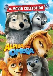 Alpha & omega 8-movie pack (dvd) (ws/eng/eng sub/span sub/5.1 dol dig/2dvd) D53075D