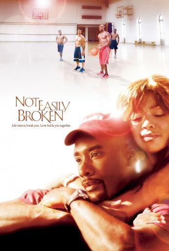 Not Easily Broken Movie Poster Print (27 x 40) TRXOYRT4ER7U34NW