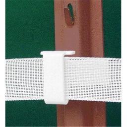 U Post Tape Insulator- White 25 Pack - 2332-25  W