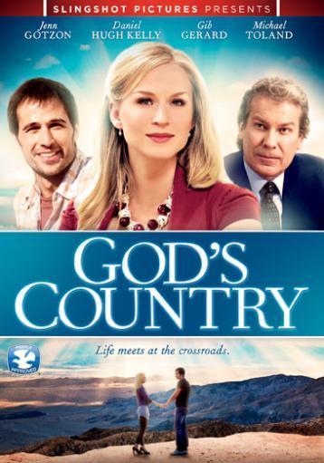Gods country (dvd/ws 2.35) U15MWYRFYM7TJI72