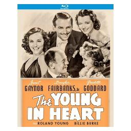 Young in heart (blu-ray/1938/b&w/ff 1.33) BRK22823