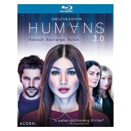 Humans 2.0 (blu ray) (ws/1.78:1/2discs) BRAMP2575