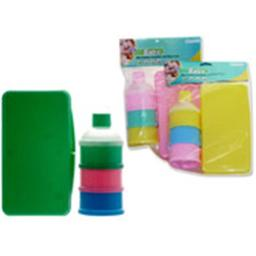 Family Maid 1997831 Baby Wipe Case & Formula Container, Assorted Color