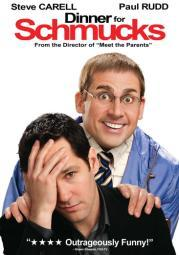 Dinner for schmucks (dvd)                                     nla D349234D