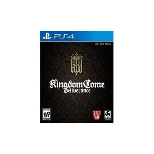Square enix d1390 kingdom come deliverance ps4 LNTOJAUZ1GNTQINZ