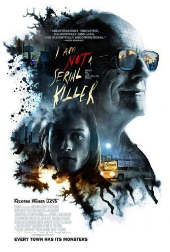 I Am Not a Serial Killer Movie Poster (11 x 17) DPHS7MJUO9CSOYIL