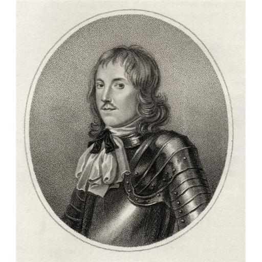 Posterazzi DPI1862648LARGE John Robartes 1st Earl of Radnor 1606 1685 English Politician & Army Officer Poster Print, 26 x 30