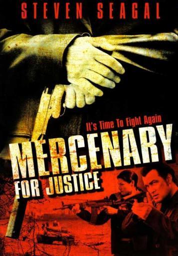 Mercenary for Justice Movie Poster (11 x 17) 0XTOUWOZEB6FSBWG
