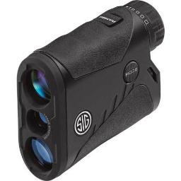 Sig sok12401 sig optics laser rangefinder kilo 1200 4x20 black