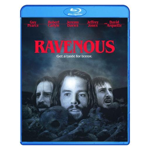 Ravenous (blu ray) (ws/2.35:1) XDYQR2PHZMFSSONX