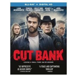 Cut bank (blu ray) BR47123