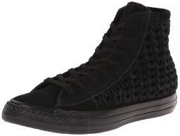 Converse Womens Chuck Taylor All Star Hi Sneaker, Black, Size 5.0