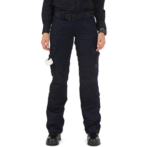 5.11 Tactical Women's Taclite Lightweight EMS Pants,, Dark Navy, Size 6/Regular thumbnail