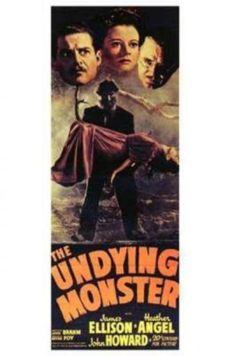 The Undying Monster Movie Poster (11 x 17) AOGNICFWVOGHLQIT