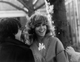 Jane Fonda promoting The China Syndrome Photo Print GLP359250