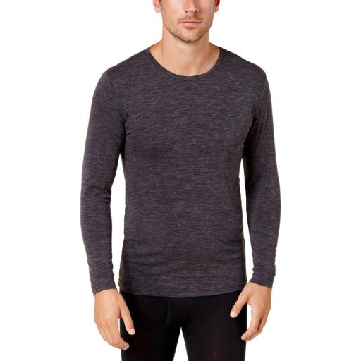 32 Degrees Heat Mens Crew Neck Long Sleeve Base Layer