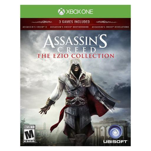 Assassins creed the ezio collection WZX51VHZOGKSXVEA