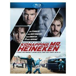 Kidnapping mr heineken (blu ray)                              nla BRME15486