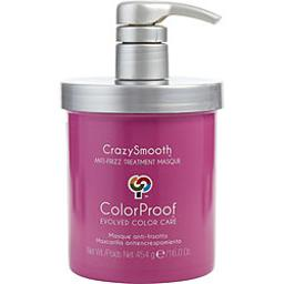 Colorproof by Colorproof CRAZYSMOOTH ANTI-FRIZZ TREATMENT MASQUE 16 OZ For UNISEX