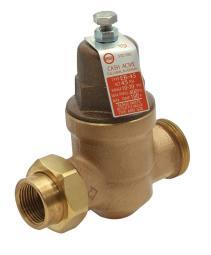 Cash Acme EB-45U1 Pressure Regulator 1 In.