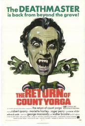 The Return of Count Yorga Movie Poster (11 x 17) MOVGF6199