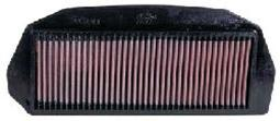 K&N Ya-7593 Yamaha High Performance Replacement Air Filter YA-7593