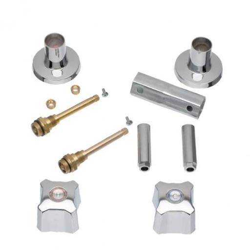 Danco 9D00039687 Chrome Tub & Shower 2-Handle Remodeling Kit for Kohler Trend