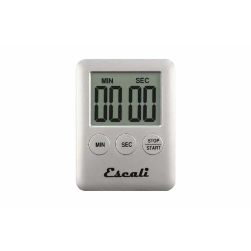 Escali DR2 Mini Digital Timer Counter Display Unit, Pack of 12