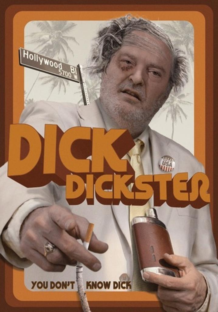 Dick dickster    dvd