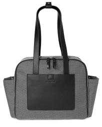 Skip Hop Madison Square Diaper Tote