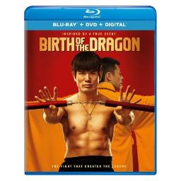 Birth of the dragon (blu ray/dvd w/digital) (2discs) BR61193189