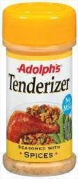 Adolph's Meat Tenderizer Original Seasoned with Spices