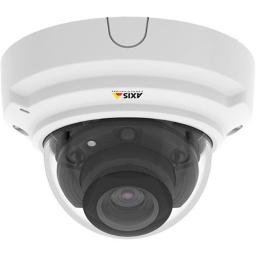 Axis Communication 01058-001 P3374-LV 1280 x 720 Network Dome Camera with 3-10 mm Varifocal Lens