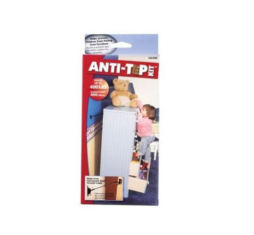 Hillman 122386 Anti-tip Kit
