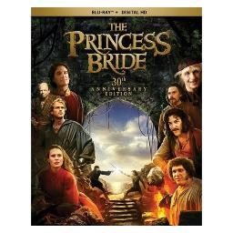 Princess bride (blu-ray/digital hd/30th anniversary edition) BRM136025