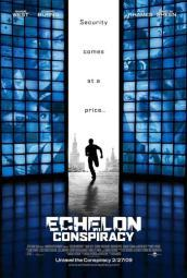 Echelon Conspiracy, c.2009 (style A) Movie Poster (11 x 17) MOV445015