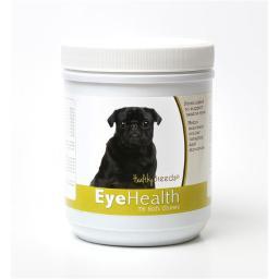 Healthy Breeds 840235145493 Pug Eye Health Soft Chews - 75 Count